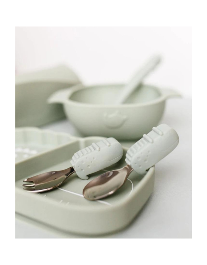 LouLou Lollipop LouLou Lollipop Learning Spoon and Fork Set