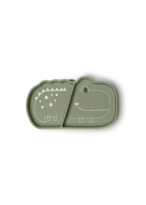 LouLou Lollipop Silicone Snack Plate