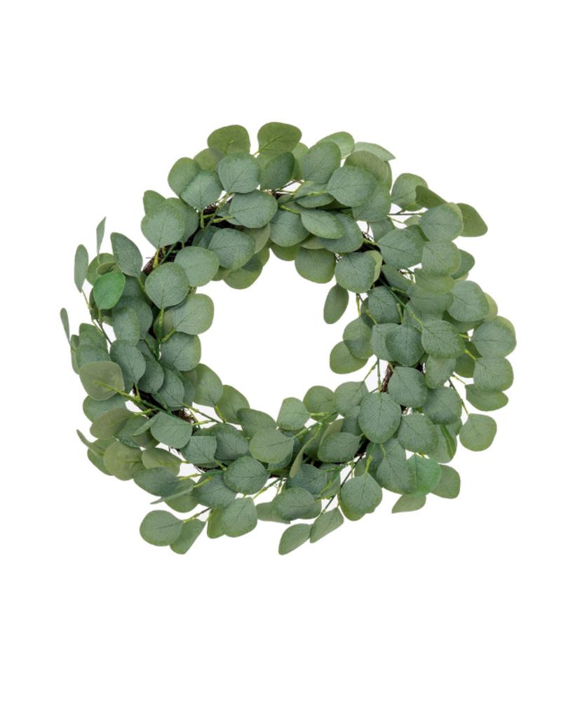 Indaba Trading Eucalyptus Wreath