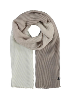 Fraas Ombre Plisse Scarf