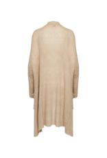Cream Sally Knit Cardigan Oat Melange by Cream