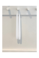 Twilight Taper Candle Set of 2 White