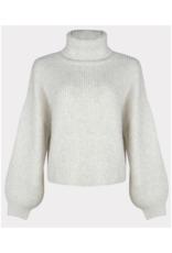 ESQUALO Light Grey Sweater by ESQUALO