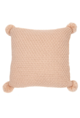 Melon Soft Pink Cushion
