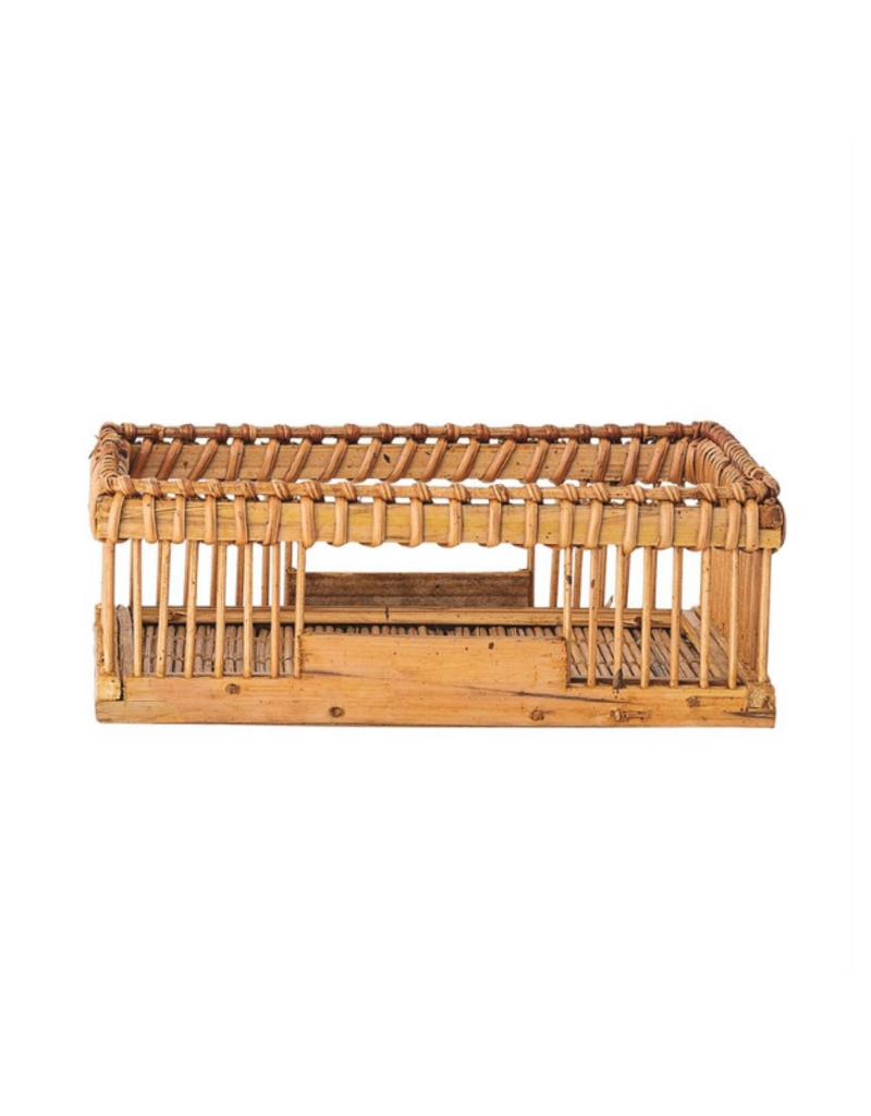 Bloomingville Bamboo Napkin Holder