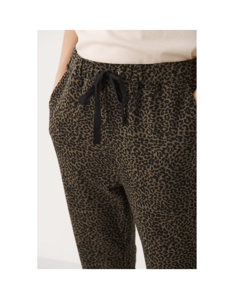 Part Two Hind Kalamata Pant in Leo Print by Part Two
