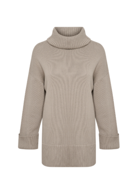 Part Two Keike Sweater in Whitecap Grey by Part Two