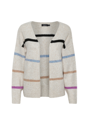 Soaked in Luxury Margaux Cardigan in Sandshell by Soaked in Luxury