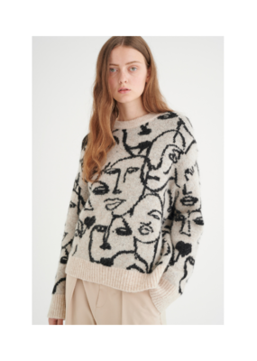 InWear Tessa Faces Sweater by InWear