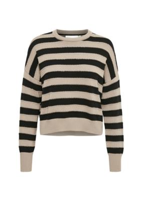 InWear Tekla Sweater in Simply Taupe by InWear