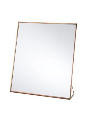 creative brands Brass Mirror 12x14