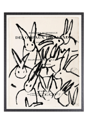 Parisienne Neutral Art Print XI
