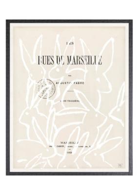 Parisiennne Neutral XII Art Print