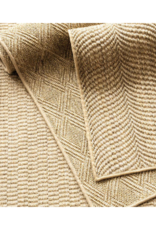 Dash & Albert Dash & Albert Diamond Woven Sisal Rug in Sand