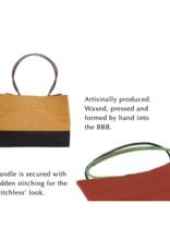 Brave Brown Bag Shopper Madi in Indigo by Brave Brown Bag