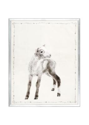 Les Petits Art Print IX