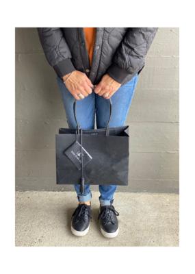 Brave Brown Bag Shopper Madi in Ebony by Brave Brown Bag