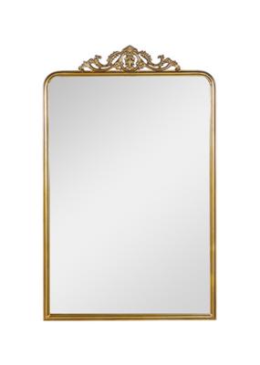 raz Gold Iron Mirror
