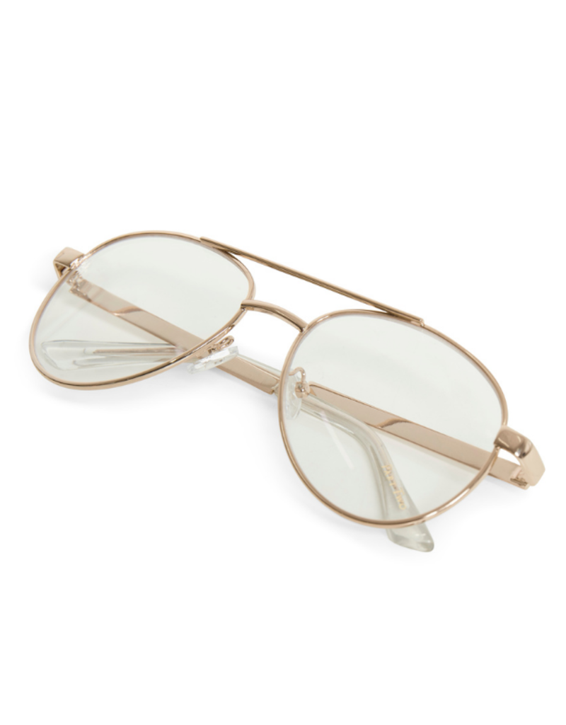 Part Two Reading Glasses Ecem Gold by Part Two