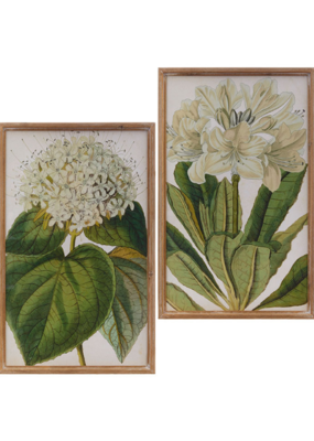 raz Floral Framed Art Print