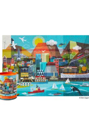 Werkshoppe Wellington Landscape 300 Pc Puzzle