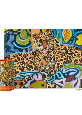 Werkshoppe Jaguars 500 Pc Puzzle