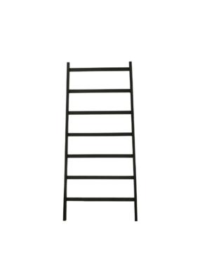 Wood Black Ladder