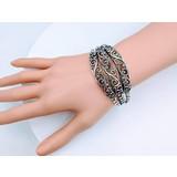 Bracelet Scroll SS 218100057