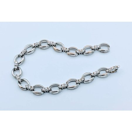 "Bracelet Diamond 1.0ctw 14k 6.75"" 418110048"