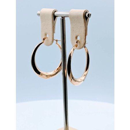 Earrings Hoops 14K 418110067