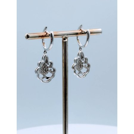 Earrings Dangle 1ctw 14kw 118110554