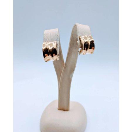 Earrings Lever Back Post 14ky 419010285