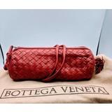 Wristlet Bottega Veneti Red 219010042