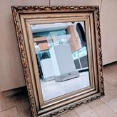 Antique Mirror Gold Tone 219010037