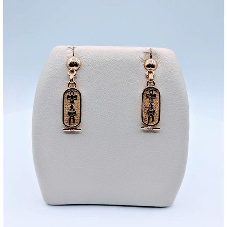 Earrings Egyptian 18K 218120112