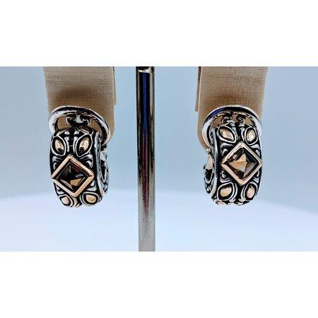 Earrings John Hardy Citrine 18ky/SS 219050013