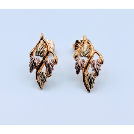 Earrings Black Hills Gold 10ky 219060094