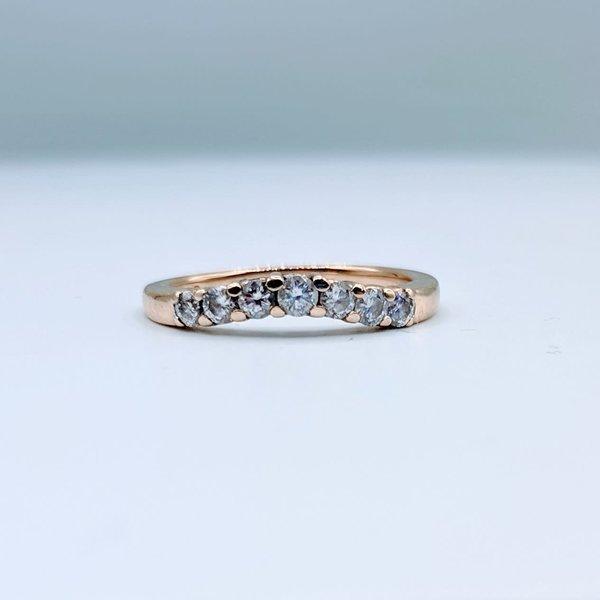 Ring .25ctw Dia Band 119090004