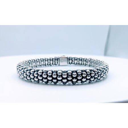 "Bracelet Lagos Caviar SS 9"" 219090005"