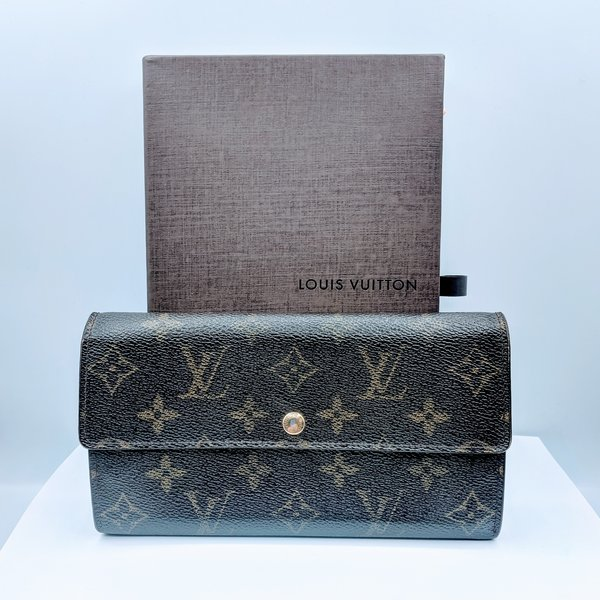 Wallet Louis Vuitton Mono 119100005