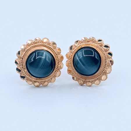 Earrrings Cats Eye Quartz 21ky 219110081