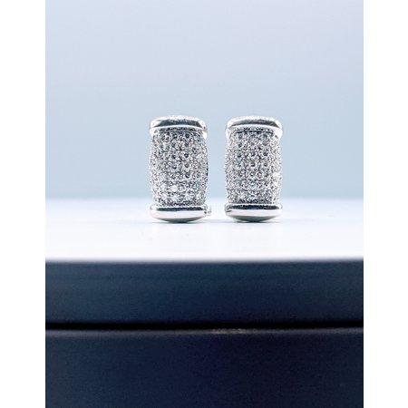 Earrings 5/8ctw Diamond 14kw 119110159