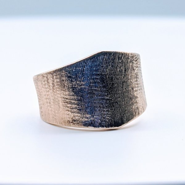 Ring Band Tapered 10ky Sz6.25 419110587