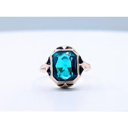 Ring Glass 10ky Sz6.5 419110661