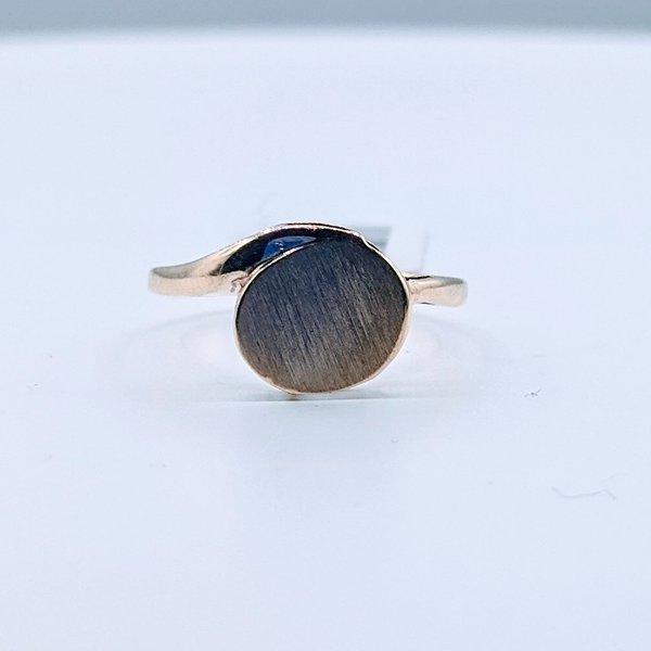 Ring Signet 10ky sz7.75  419110605