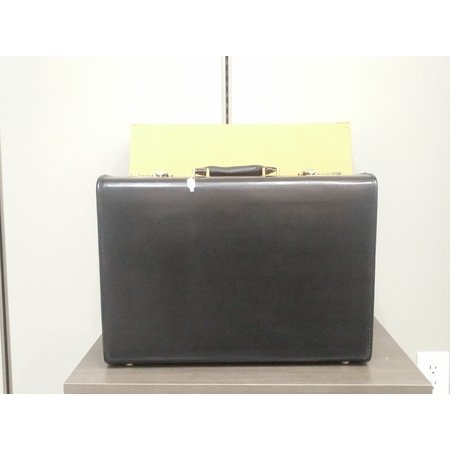 Briefcase Coach Black 219120079