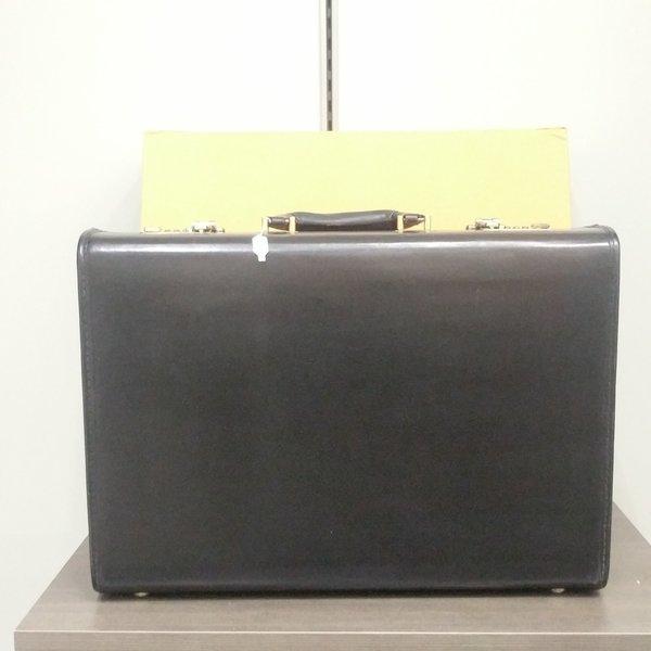 Briefcase Coach Black 219120079