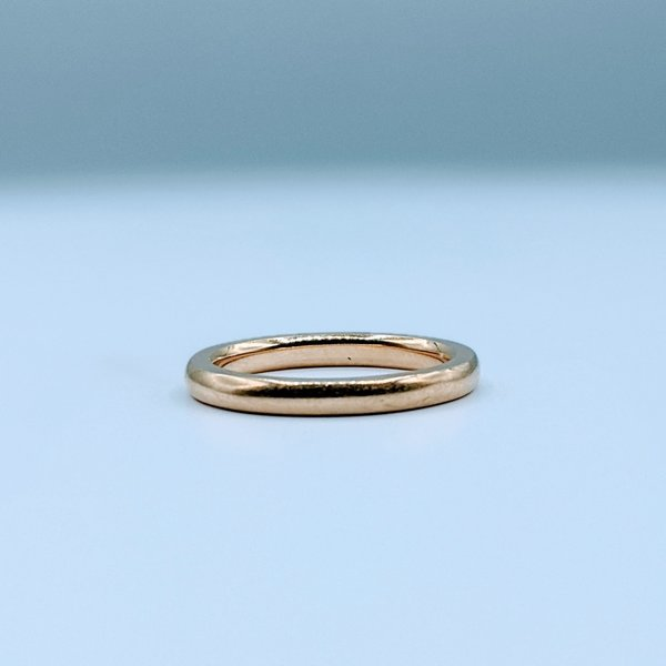 Ring Band 2.21mm 18ky sz 4.5 220010024