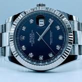 Watch Rolex Oyster Perpetual Datejust 126334 Yr. 2017 320010003
