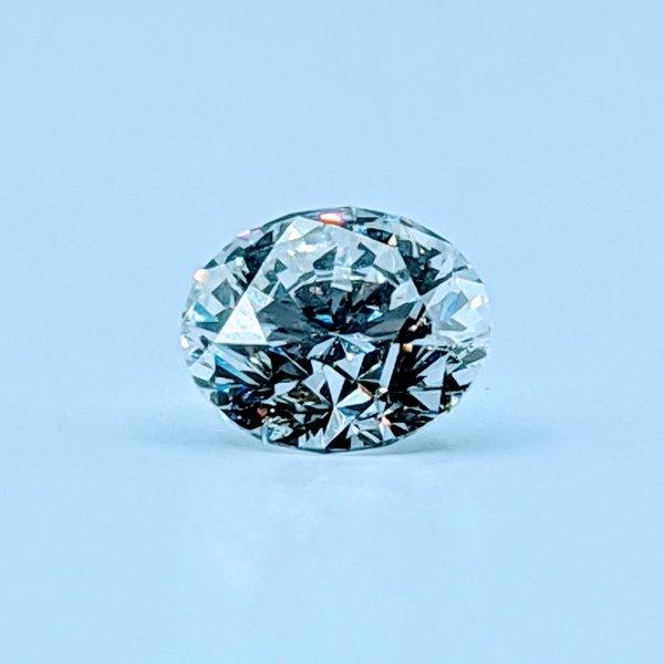 Round Diamond 1.04ct GIA SI2 Clarity H Color 119110189